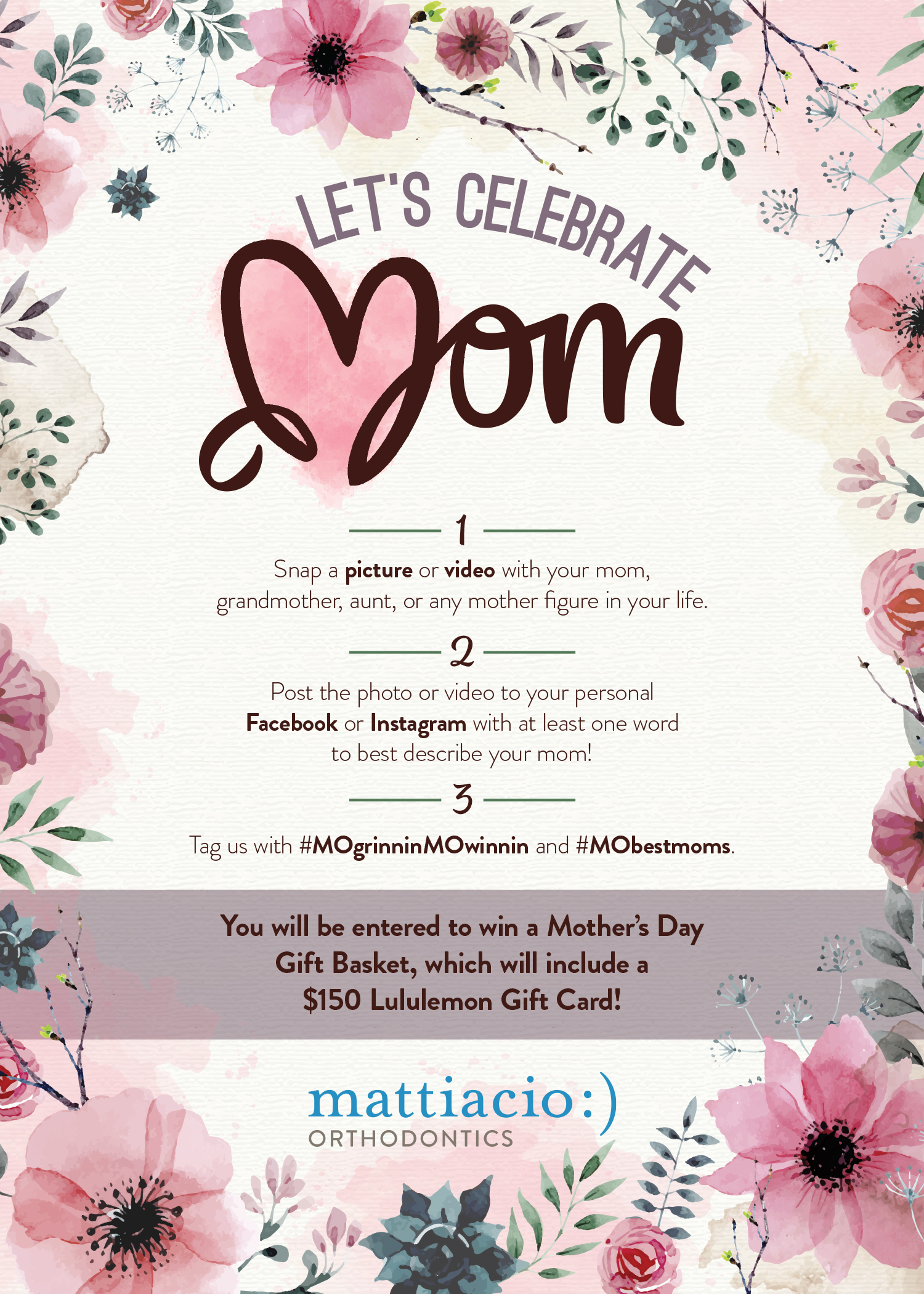 mothers day may contest